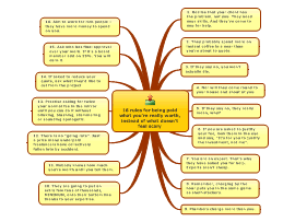 Download Free Career Mind Map Templates And Examples Biggerplate