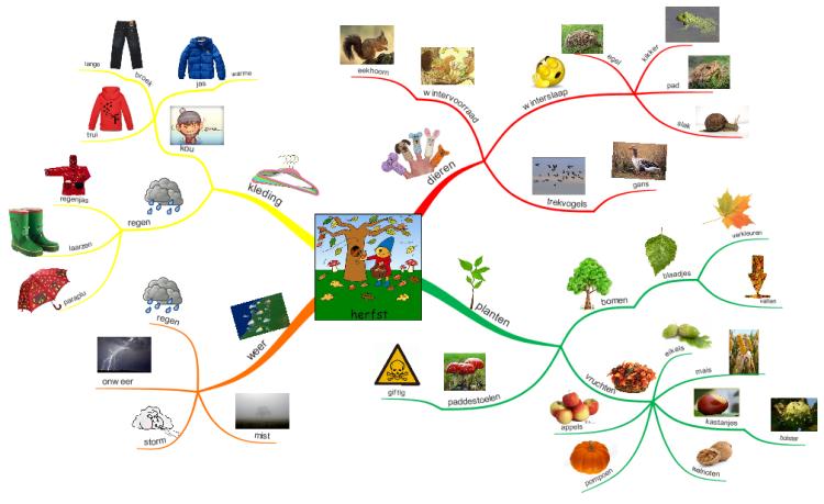 Imindmap Mind Mapping With Preschoolers Mindmappen Met